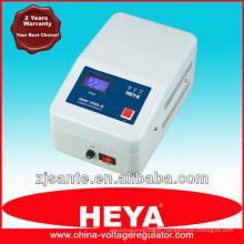 Servo Control Single Phase AC Automatic Voltage Regulator