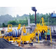 Planta mezcladora de asfalto móvil (QLBY80)