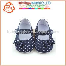 Chaussures de soirée Girls Dream chaussures de coton bébé doux MOQ300