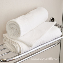 Face Hand Cotton Bath Towel For Hotel Use
