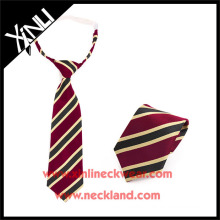 Nur Polyester Jacquard Woven Billiger Kids Neck Tie