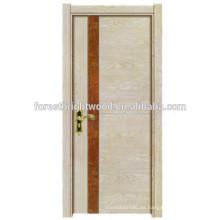 Medio ambiente puerta puerta de la melamina HDF de alta calidad