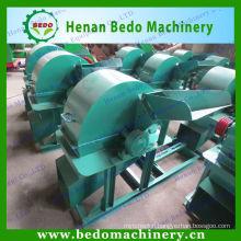 Industrial Portable Disc type wood crusher / Wood sawdust making machine 008618137673245