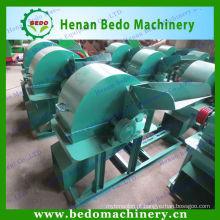 Tipo portátil triturador de madeira industrial do disco / serragem de madeira que faz a máquina 008618137673245