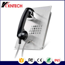 VoIP Intercom System Rugged Elevator Téléphone d'urgence Knzd-07