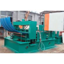 Type de carreau en acier coloré et centre de service à l'étranger disponible Service après-vente Fourni machine à former un rouleau à arc