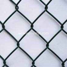 Vinylcoated Chain Link Mesh Fence