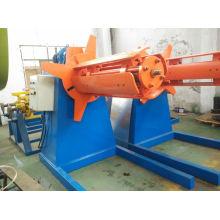 Working Speed 30m/Min 5 Ton Hydraulic Decoiler
