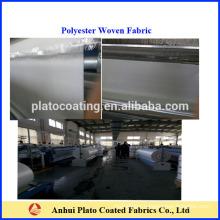 Polyester yarn fabric for PVC Tarpaulin