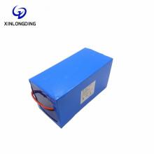 XLD Deep cycle Factory price 750W 1000W Motor 30Ah Li ion Battery Pack 48V