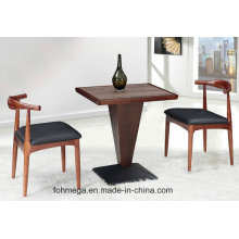 2 Seater Coffee Shop Muebles Set para la venta