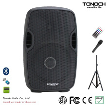 Stable Quality 10 Inches Plastic Loudspeaker with Competitive Price