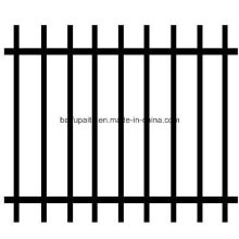 Metal outdoor Fence Iron Fencing Iron Fences