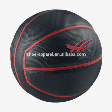 Wholesale intérieure ou extérieure taille 7 en caoutchouc de basket-ball