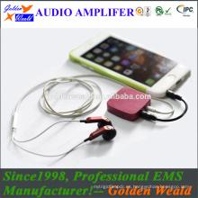 audio amplifier circuit board headphone amplifier rechargeable battery amplifier