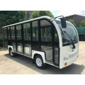 6-12 seats sightseeing electric car tourist car with door