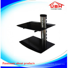 Double Layer Tempered Glass DVD Bracket