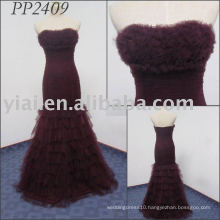 2011 free shipping high quality elgant latest party dress 2011 PP2409
