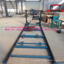 Alta calidad mejor precio cadena aserradero para madera la máquina de Cytting
