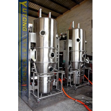 juice grain fluidized granulator