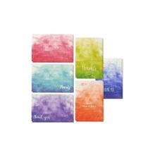 Massen-Dankeskarten Set leer auf der Innenseite Aquarell Designs enthält Umschläge 4 x 6 Zoll