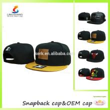 Custom embroidery designs logo snapback hat baseball hats and cap