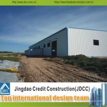 Installation et transport faciles des bâtiments préfabriqués