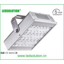 120W puissance élevée allumant la lumière industrielle extérieure de tunnel de LED