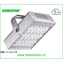 Luz industrial exterior do túnel do diodo emissor de luz da iluminação do poder superior 120W