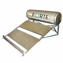 Chauffe-eau solaire de haute qualité de tube à vide intégrateur