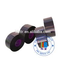 Ruban d'imprimante TTO noir pour machine d'impression d'emballages compatible Markem 9018