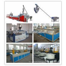 WPC floor extruding machine