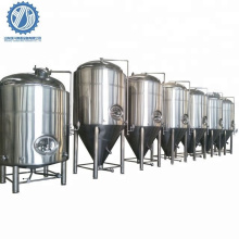 200 liter hotel brewery equipment beer brewing fermenter brite beer tanks for sale