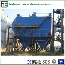 Combine (bag and electrostatic) Dust Collector-Induction Furnace Air Flow Treatment