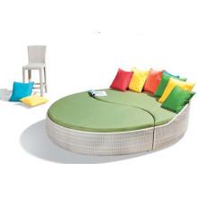 New Garden Aluminium Beach Outdoor Rattan An Bed
