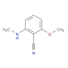 1332581-19-7 2-Methoxy - 6-(Methylamino) Benzonitril