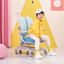 Mesa e cadeira ergonômica de estudante IGROW ajustável em altura