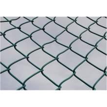 Железнодорожные ограждения ПВХ покрытием железной проволоки сетки цепи ссылка забор