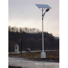 Puente de BridgeLux chips de alta potencia solar de 60w llevó luminarias de calle solar led precio de iluminación de la calle