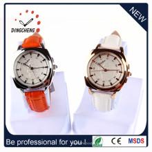 Reloj de pulsera Lady Watch Reloj de cuarzo para mujer (DC-1256)