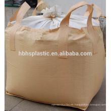 Bolsa grande a granel de 2.0 toneladas de cemento