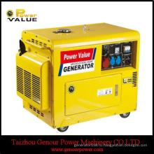 3 ква 5 ква 10 ква дизель-генератор портативный Молчком генератор