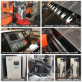 Manufacturer supply ele 1325 1530 ATC 4 axis wood working cnc router machine price