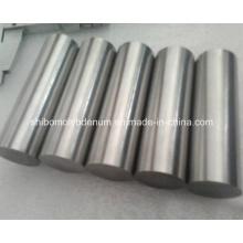 99,95% Rods de molybdène pur pour la croissance de cristal de saphir