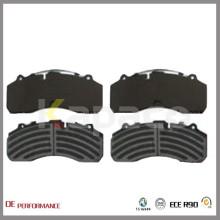 WVA 29121 Kapaco Новые тормозные колодки для тяжелых условий эксплуатации для Renault OE NO D4060-MB40A