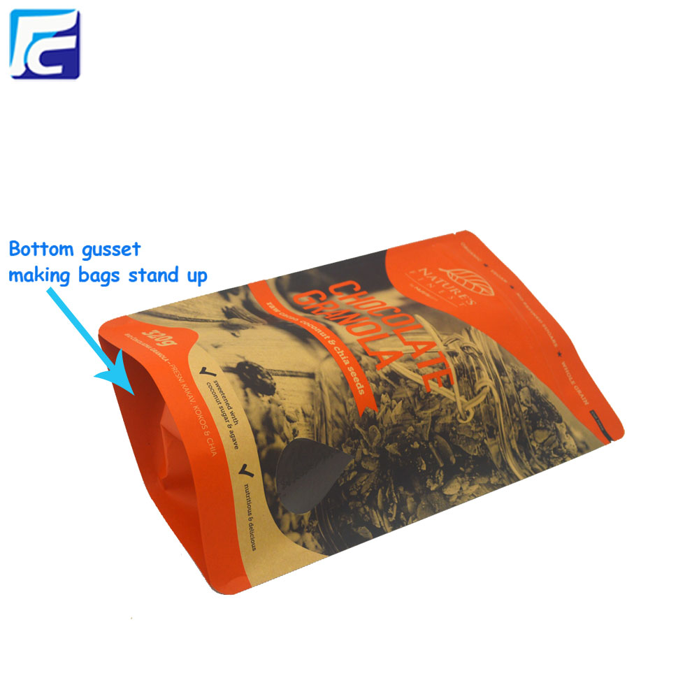Kraft Paper Dried Food Bag