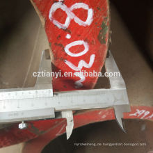 Chinesischer Lieferant Großhandel kalt gezogene Stahlrohr