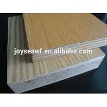 Doble paneles laterales de melamina para la fabricación de muebles