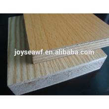 Panneau de bord doublé en doublure côté doublé pour la fabrication de meubles
