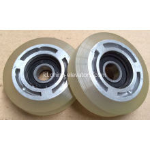 Step Chain Roller untuk Mitsubishi Escalators 76 * 25 * 6202